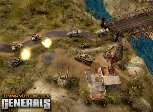 Command & Conquer Generals PC Download