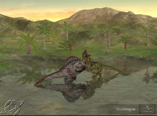Jurassic ፓርክ ኦፕሬሽን ዘፍጥረት ፒሲ ማውረድ