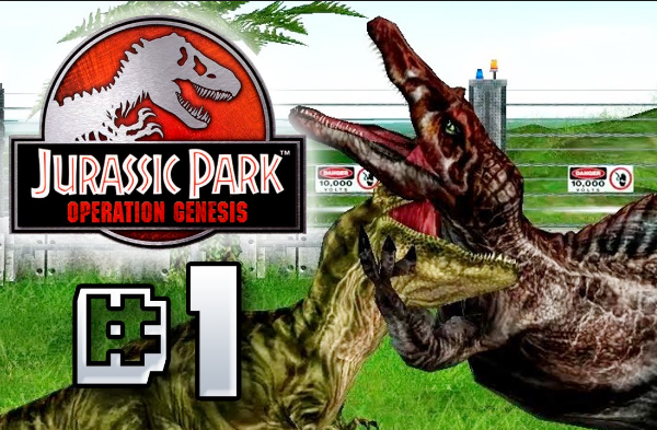 Download Jurassic Park Operation Genesis
