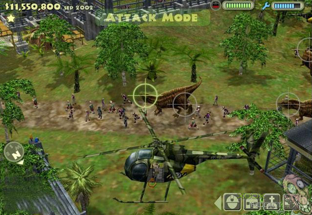 Jurassic Park Operation Genesis screenshot