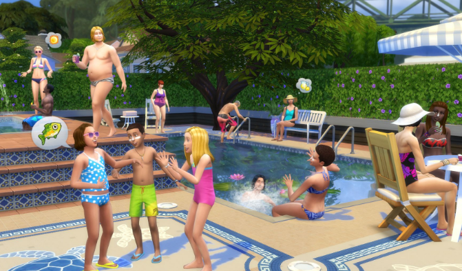 Download Sims 4 for PC