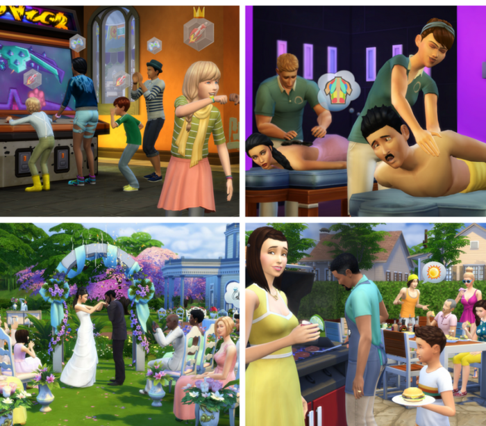 sims 4 screenshots photos