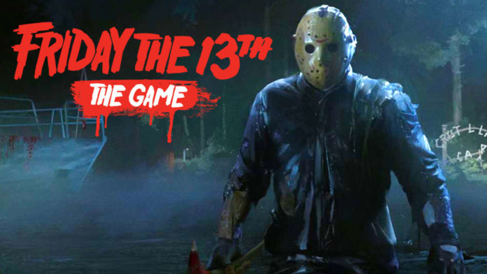 Friday the 13 the game
