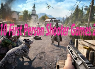 Top 10 upcoming Shooter games 2018